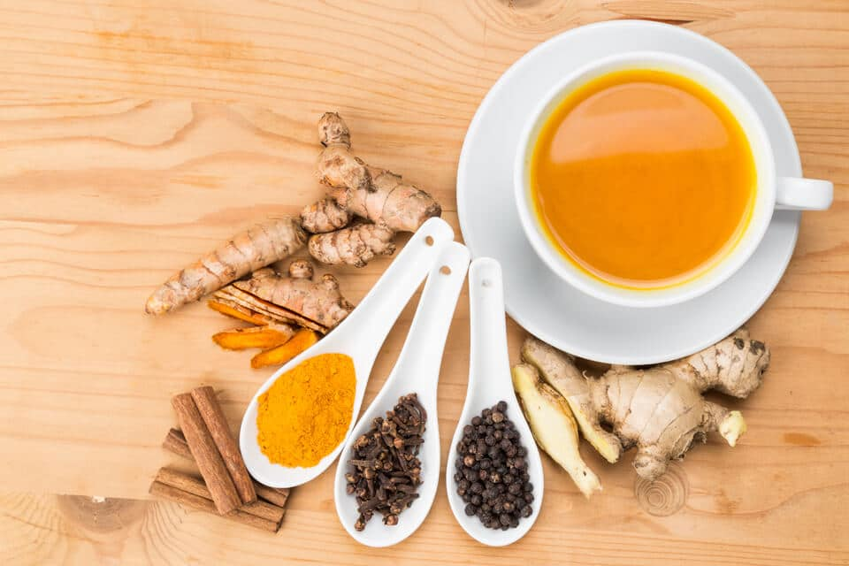 Amazing Health Benefits Of Turmeric Tea
