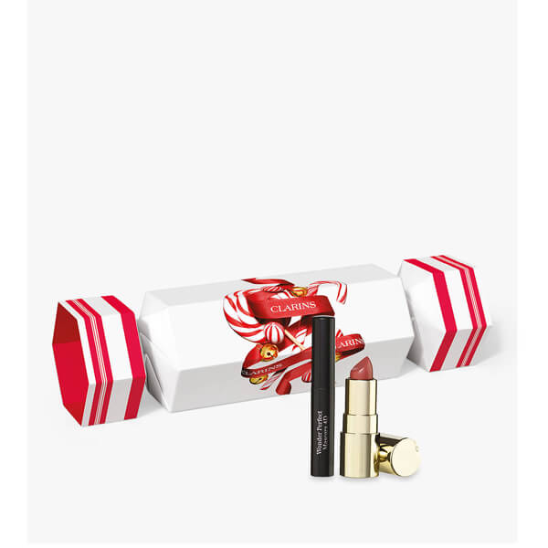 Festive Lips & Lashes Cracker