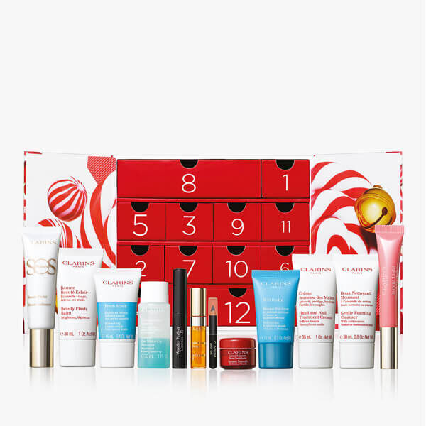 clarins advent calender